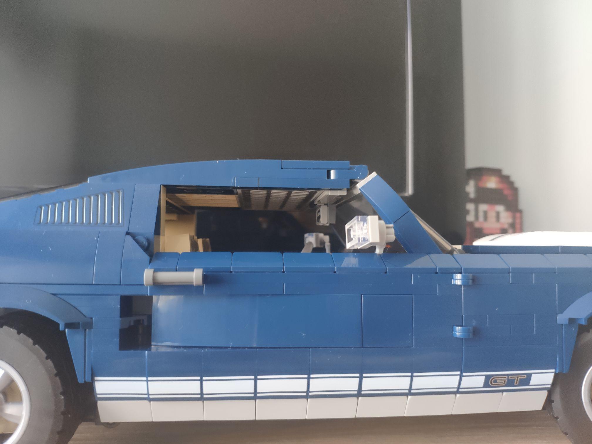 Lego Ford Mustang 10265vendeur Expert Creator Jouet Tiers u3clFJTK15