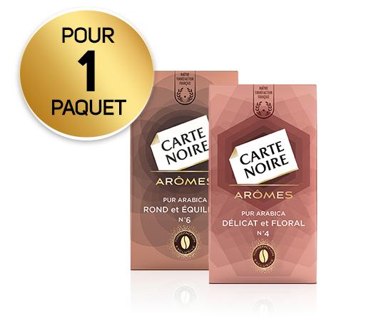 Cafe Carte Noire Intermarche Prix