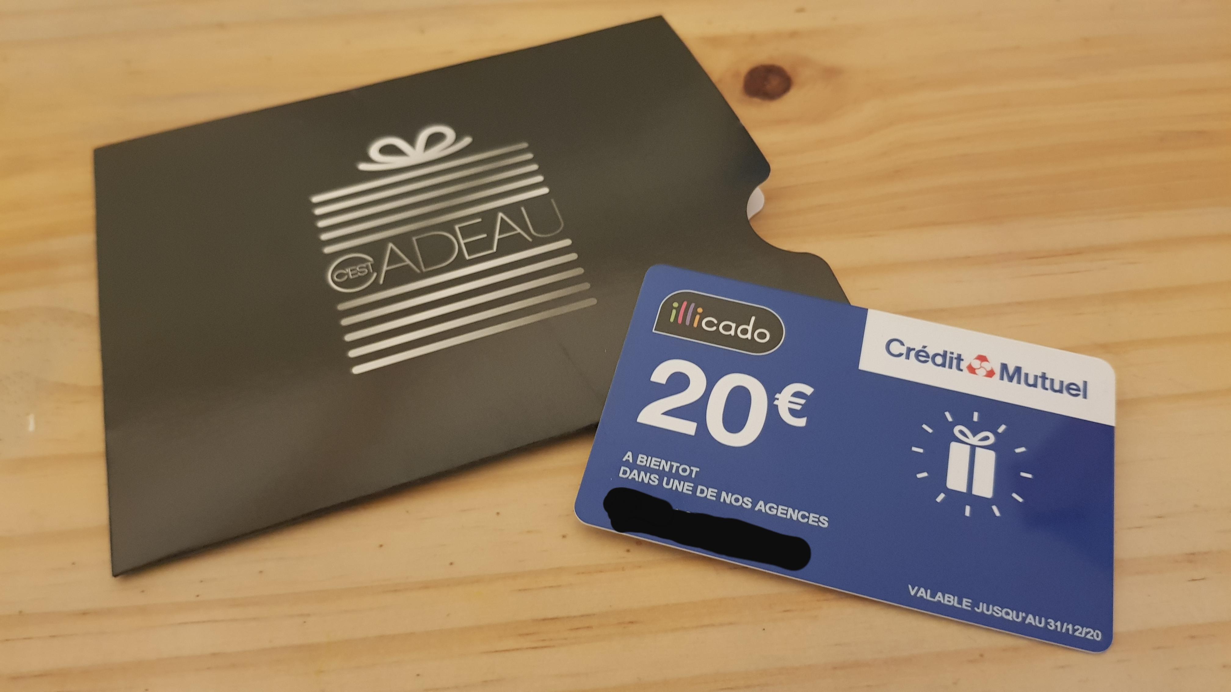 Carte Illicado Magasin But.20 Offerts En Carte Illicado 100 Gagnant Credit Mutuel