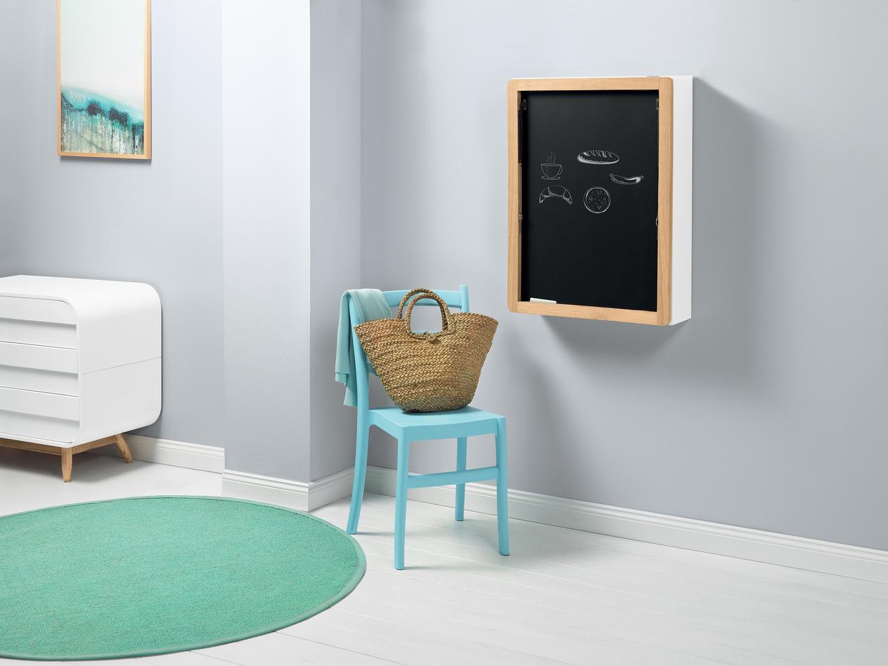 Avec Murale Étagère Tableau Table Rabattable – Et 2IDWHYE9