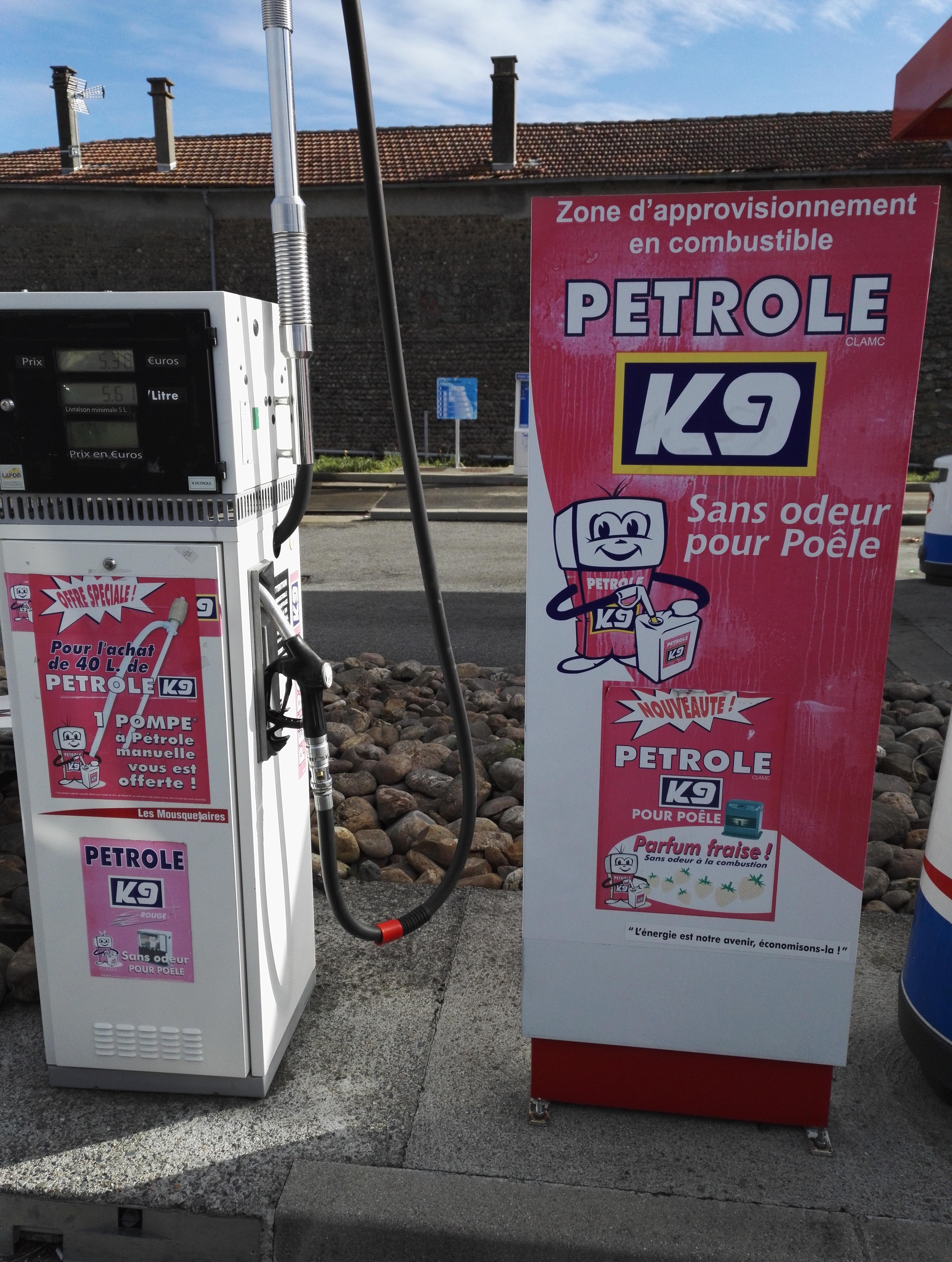 Combustible Pour Poele à Pétrole Ptx 2000 20l Dealabscom
