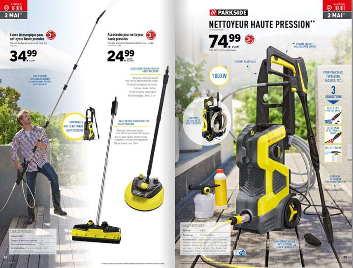 nettoyeur haute pression karcher k4 full control 130 bar. Black Bedroom Furniture Sets. Home Design Ideas