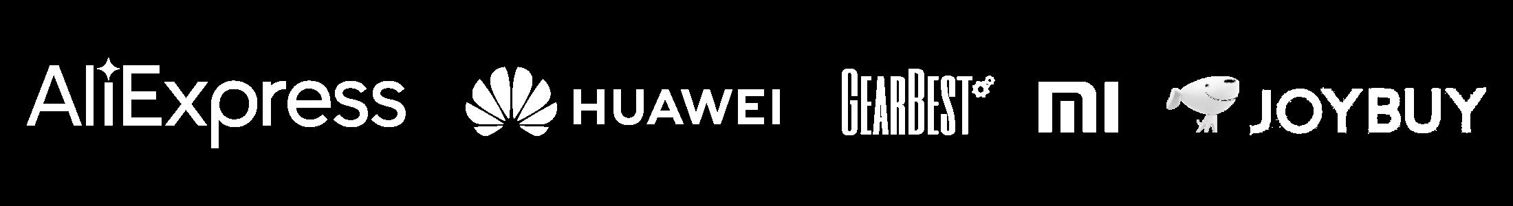 Logos des marchands pour Singles' Day 2019