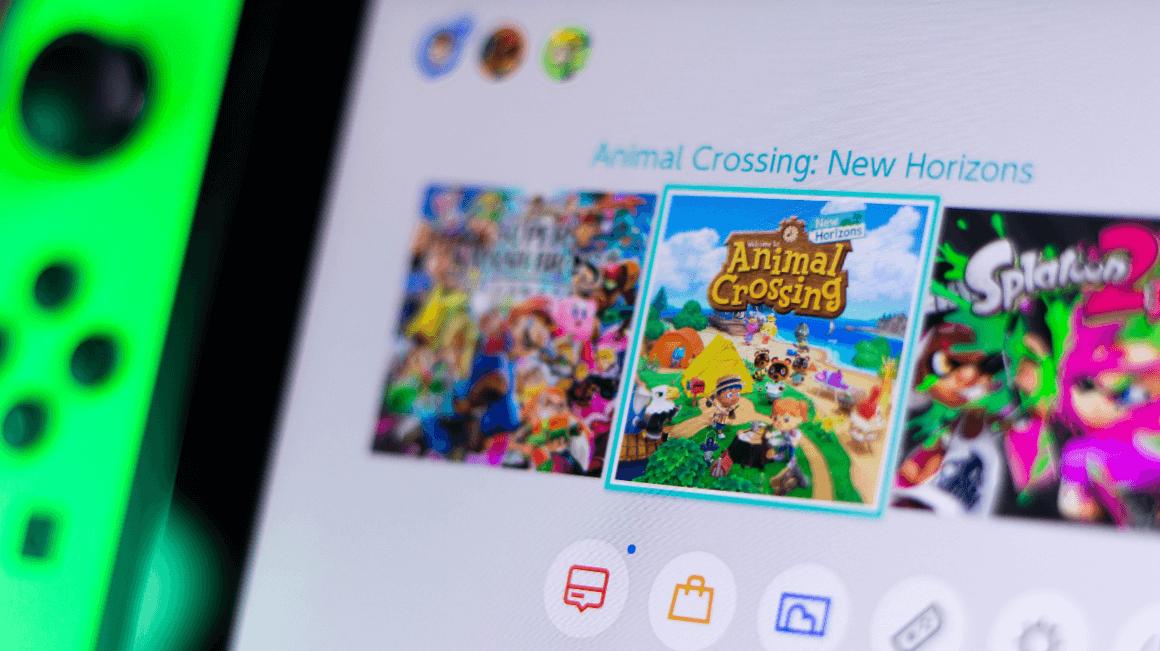 Jeux Nintendo Switch 1