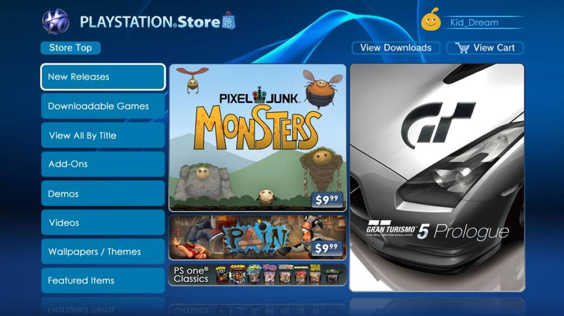 playstation store-gallery