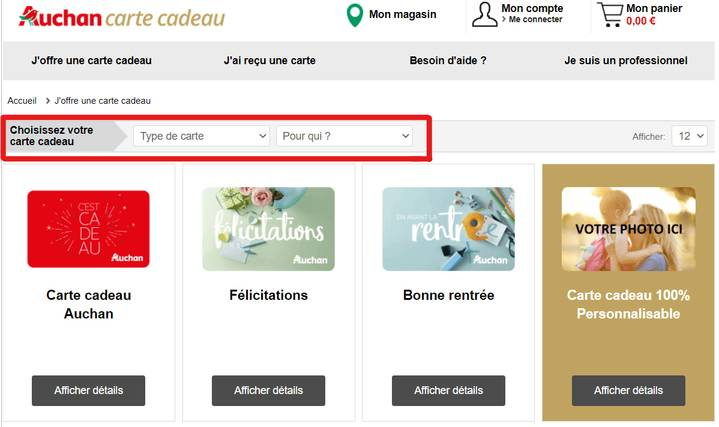 auchan drive-gift_card_purchase-how-to