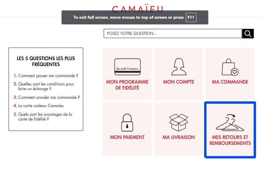 camaïeu-return_policy-how-to