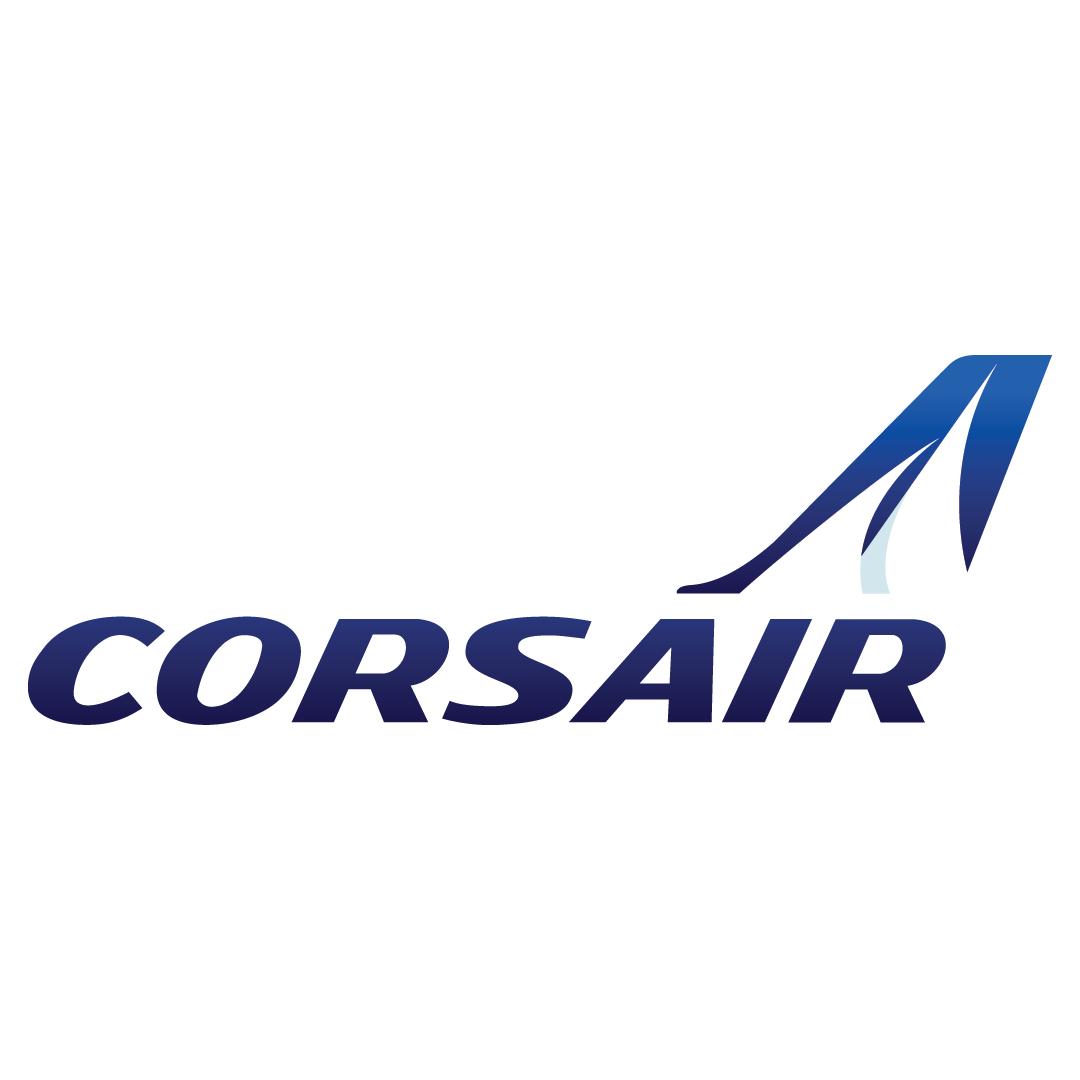 50€ de réduction sur certains vols Corsair