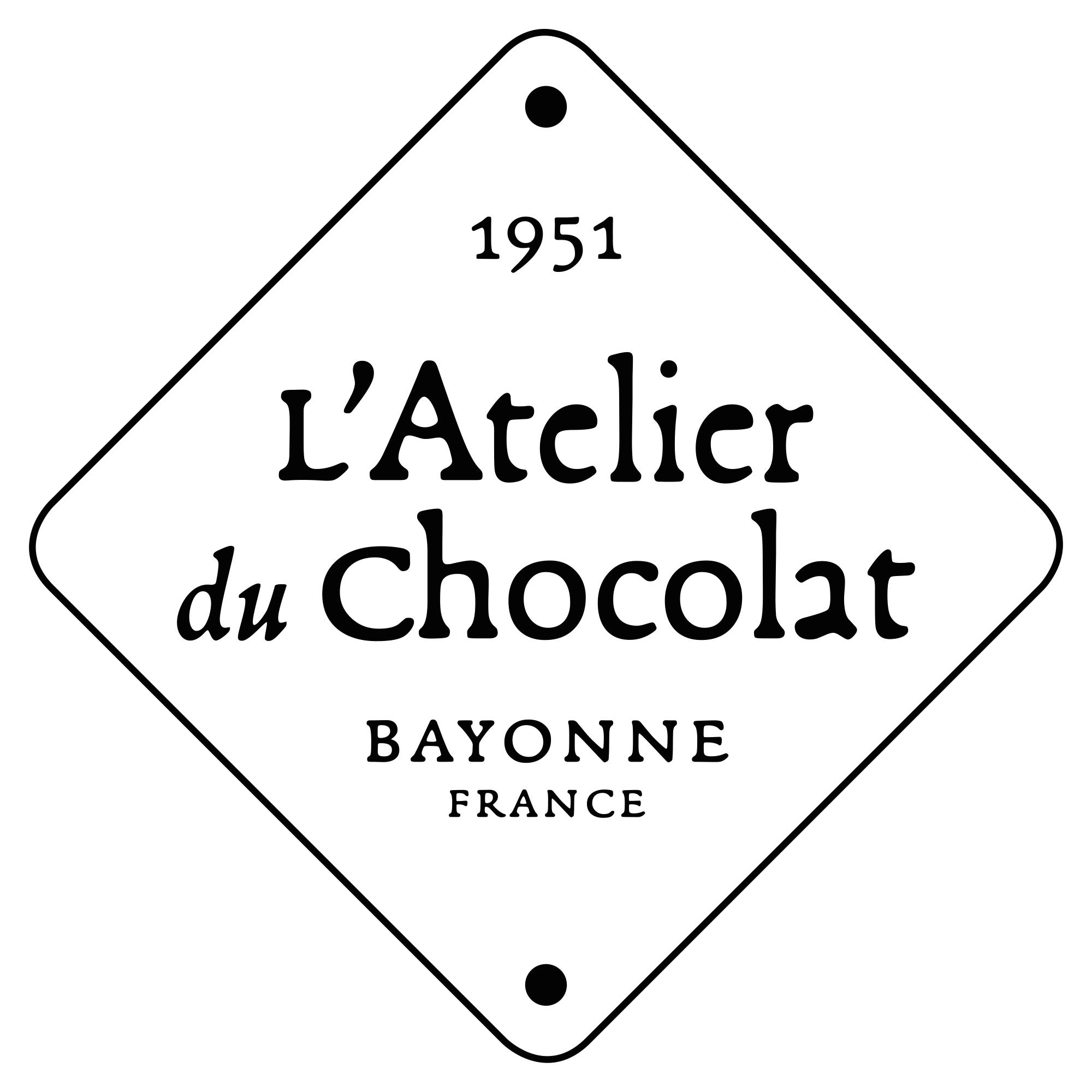 20% de réduction sur tout le site de l'Atelier du Chocolat