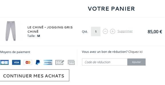 Code promo Le Slip Français ⇒ Réductions février 2020