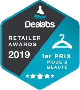 nike est 1er prix des Dealabs retailer awards