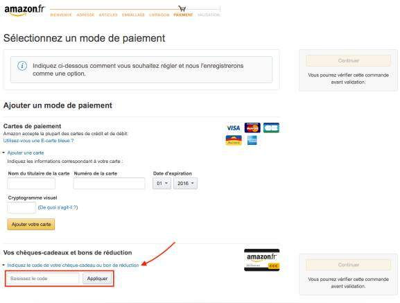Code Promo Amazon 15 De Réduction En Janvier 2020