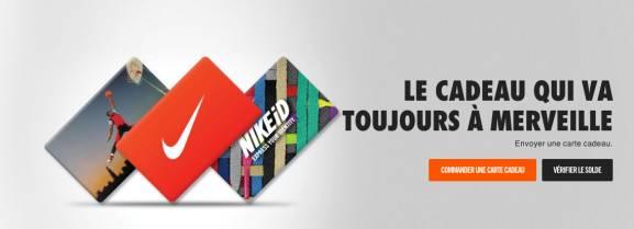 Code promo Nike ⇒ 40€ de réduction en août 2020