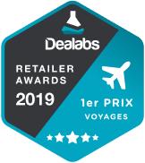 En 2019, veepee remporte le 1er prix aux Dealabs Retailer Awards dans la catégorie Voyages