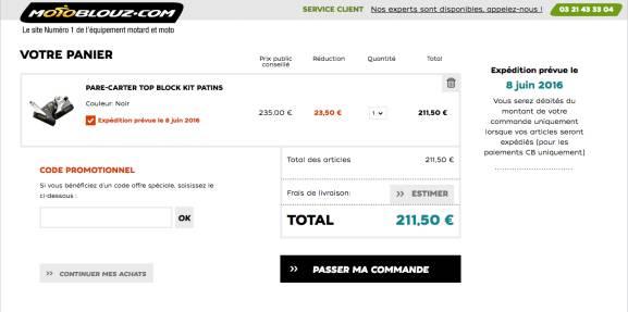 Code décembre 2019 ⇒ de promo 50€ Motoblouz réduction en LzVMqSpGU