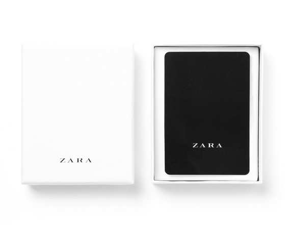 zara – la carte cadeau – Dealabs