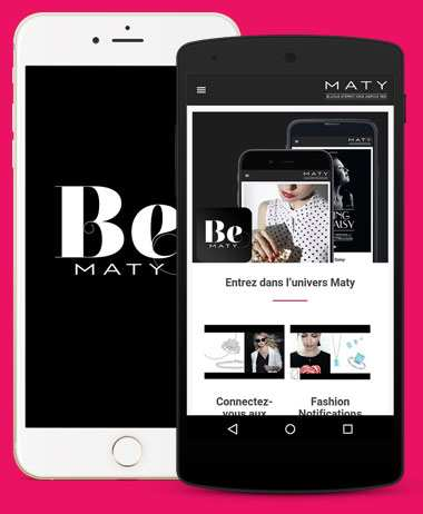 maty – application be maty – Dealabs