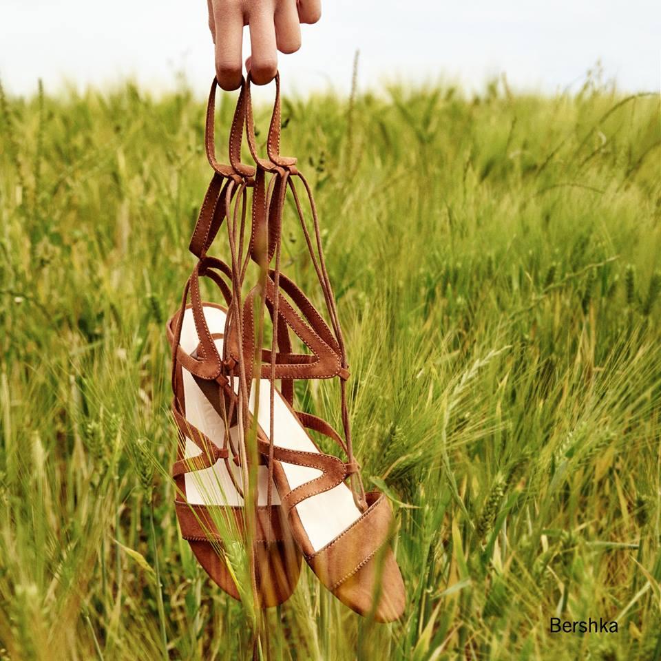 bershka – chaussures et accessoires