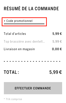 bershka – utiliser un code promo – Dealabs