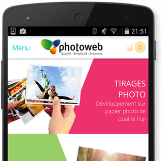 photoweb – une application mobile pour vos photos – Dealabs