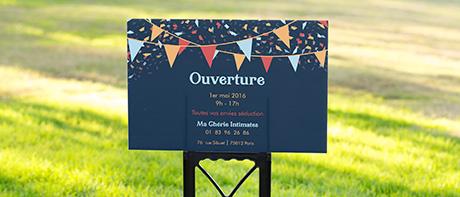 Vistaprint Carte De Visite Pas Cher Dealabs Affichage Exterieur