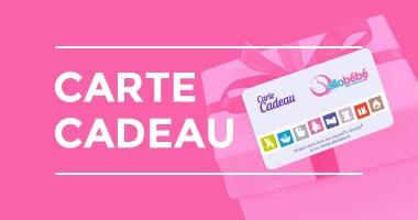 allobebe– carte cadeau – Dealabs