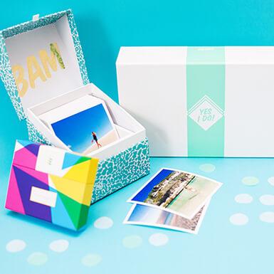 cheerz – la box photo – Dealabs