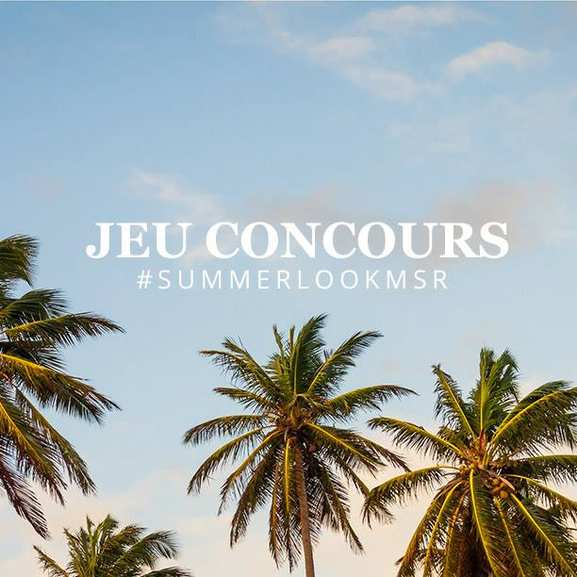 monshowroom – concours Facebook – Dealabs