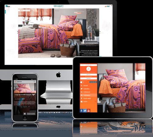 becquet – appli mobile pour des bons plans maison – Dealabs