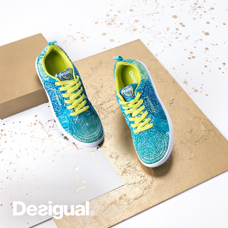 desigual – chaussures de toutes les couleurs – Dealabs