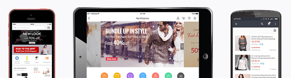 Aliexpress – application mobile – Dealabs