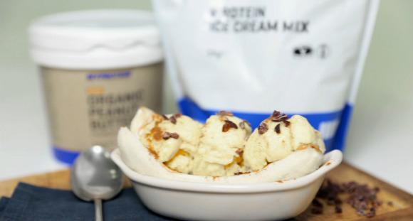 myprotein – mélange pour glace pas cher – Dealabs