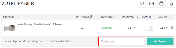 maginea – utiliser un code promo – Dealabs