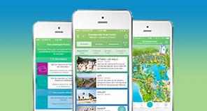 center parcs – une appli mobile pour réserver ses vacances – Dealabs