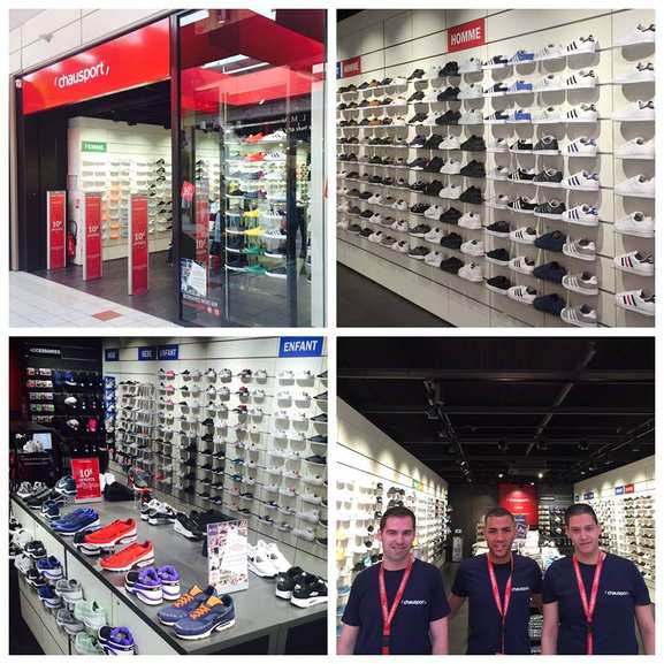chausport – magasins de chaussures de sport – Dealabs