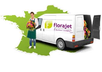 florajet – livraison de fleurs pas cher – Dealabs