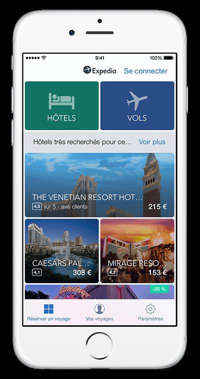 expedia – appli mobile pour réserver vos vacances – Dealabs