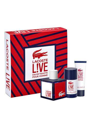 lacoste Live – parfums et mode – Dealabs