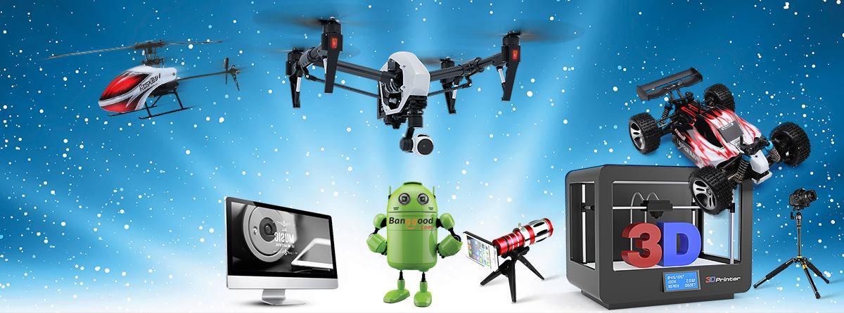 Banggood – Électronique et gadgets pas cher – Dealabs