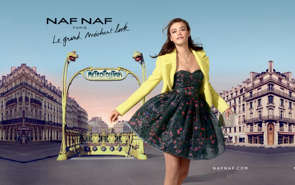 naf-naf – robe et vêtements femme pas cher – Dealabs