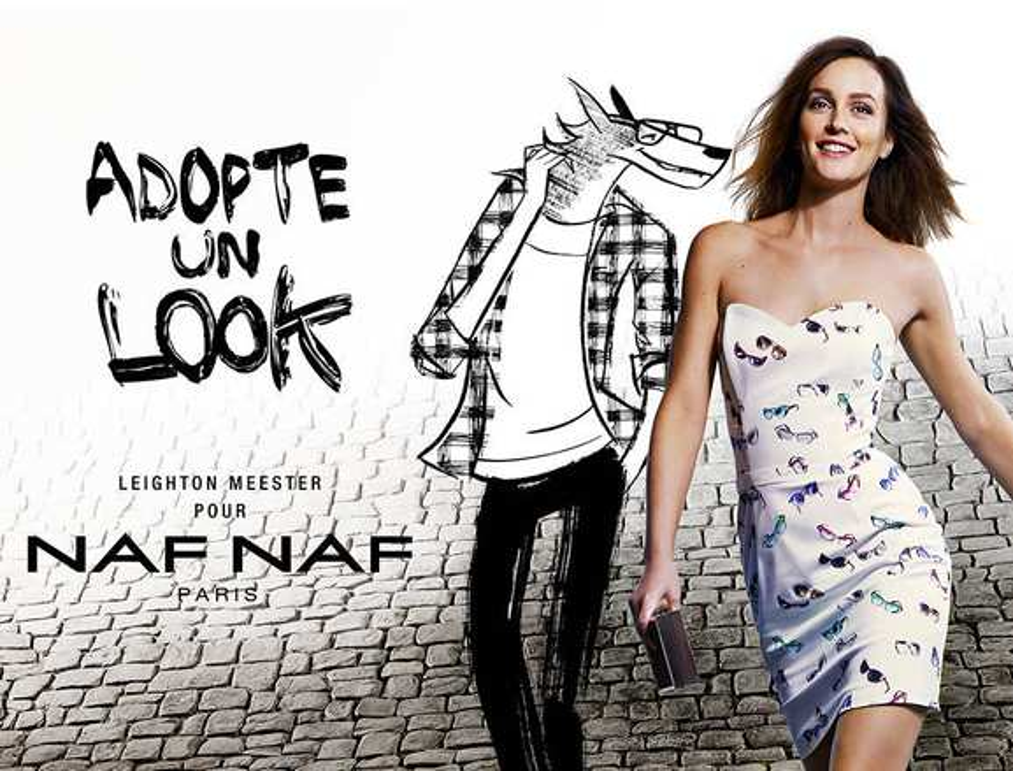 naf-naf – le grand mechant look – Dealabs
