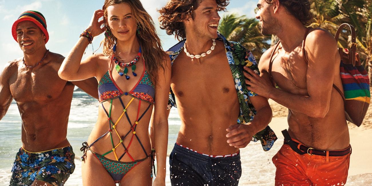 tommy hilfiger – maillots de bain et vêtements de plage – Dealabs