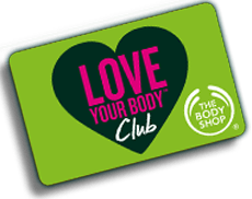 The Body Shop – Carte de fidélité – Dealabs
