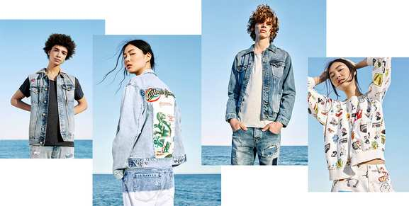 pull&bear – tendance denim – Dealabs