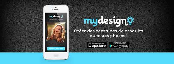 MyDesign – application mobile – Dealabs