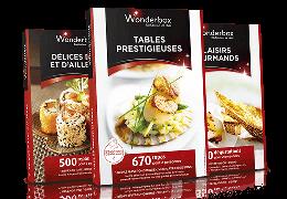 wonderbox – coffrets gastronomie pas cher – Dealabs