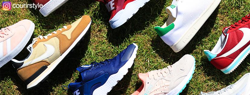 courir – des sneakers pour tous les goûts – Dealabs