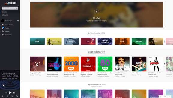 deezer – musique en streaming – Dealabs