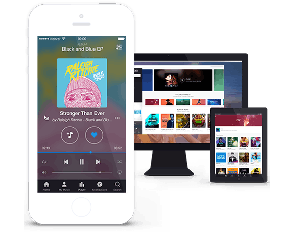 deezer – application mobile et desktop – Dealabs