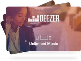 deezer – carte cadeau – Dealabs